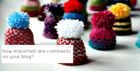 how important are comments on your blog